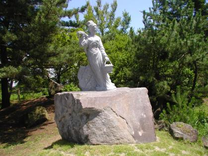 象潟干満珠寺(H21) 004