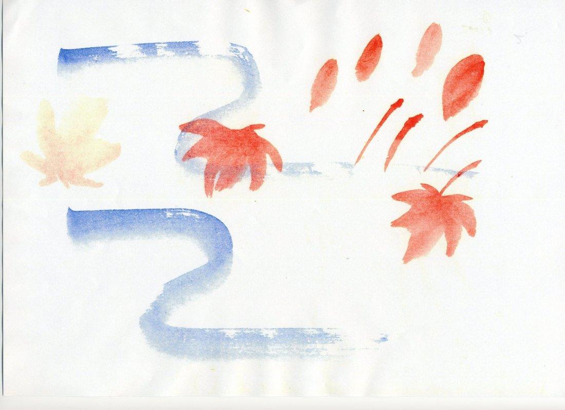 愛佳俳画 007