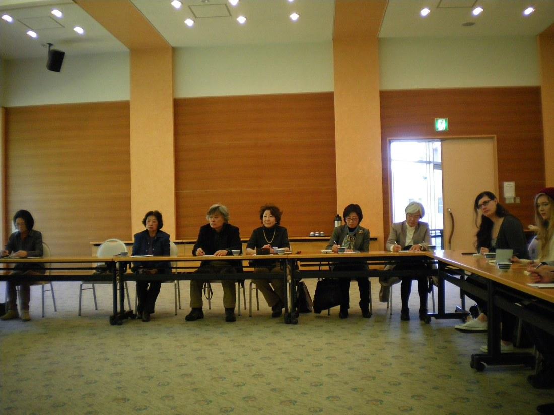 国際俳句大会3(ワークショップ)