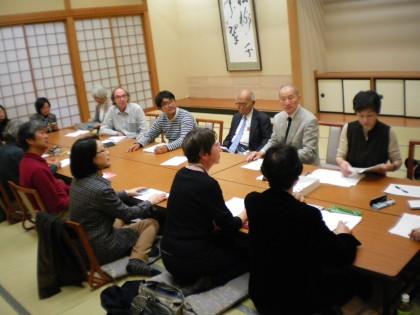 国際俳句大会4(句会)