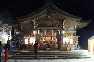 真山神社(2)
