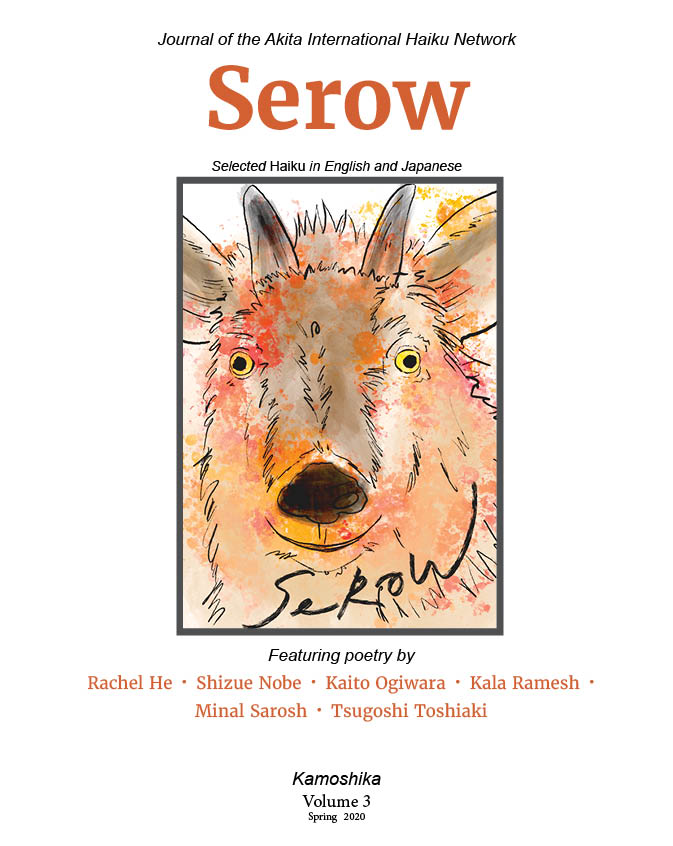 Serow Vol. 3 COVER